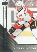 2016-17 Upper Deck Overtime Hockey #109 Oliver Kylington RC Calgary Flames