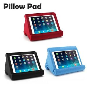 Multi Angle Soft Pillow Lazy Lap Stand Kissen für Pad Tablet eReader Smartphone