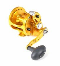 Avet LX 6/3 Lever Drag  JIGGING Reel, 2 SPEED Gold LX6/3-G