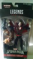 HASBRO MARVEL LEGENDS SPIDER-MAN  2016 ABSORBING MAN BAF MORBIUS *NEW*