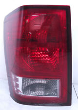 2008 JEEP GRAND CHEROKEE LEFT TAIL LIGHT WITH BULB