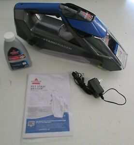 BISSELL 20037 Pet Stain Eraser Cordless Portable Carpet Cleaner