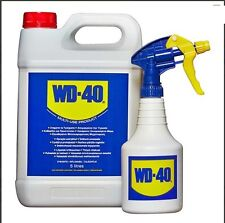 WD40 5 Litre Trade Size Spray with Applicator - Lubricant UK Tracked DHL Post