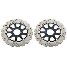 Front Brake Rotors For DUCATI 999 BIPOSTO 02-06 749 R S 848 EVO 998 1100 Monster