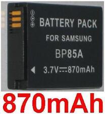 Batería 870mAh tipo BP85A EA-BP85A EA-BP85A/E Para Samsung ST200F
