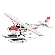 Fascinations Metal Earth 3D Steel Puzzle Model Kit Cessna 182 Floatplane MMS111