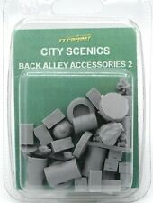 TTCombat DCSRA002 Back Alley Accessories #2 City Scenics Scatter Terrain Trash
