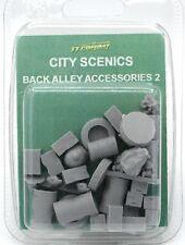 TTCombat DCSRA002 Back Alley Accessories #2 City Scenics Scatter Terrain Trash