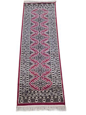 Authentic Hand-knotted 2 x 6 Runner