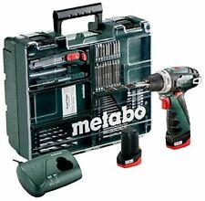 Metabo PowerMaxx BS Basic Set mobile Werkstatt Akku-boh