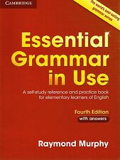 Cambridge ESSENTIAL GRAMMAR IN USE with Answers FOURTH Edition I R. Murphy @NEW@
