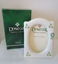 Donegal Parian China - Ireland - Shamrock Picture Frame - New - First Quality