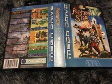 Phantasy Star 4 SEGA Mega Drive PAL Version - Custom Game - Grade AAA+++