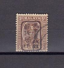 "MALAYA ""Jap Occ"" 1942 SG J178b USED Cat £120"