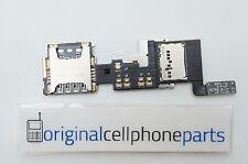 OEM Samsung Galaxy Note 4 N910F N910A N910V N910T Sim Card Reader ORIGINAL