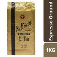Vittoria Espresso Ground Coffee 1kg