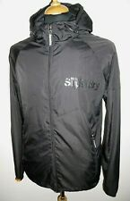 Mens Superdry Jacket Stormbreaker 2009 Spec Windrunner Windbreaker Black Hoodie