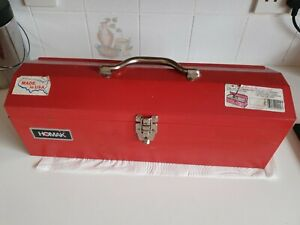 Homak steel Tool Box. Made in USA