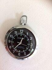 """De Colección reloj bolsillo/colgante y """"Avalon"""", trabajando en muy buena condición movimiento mecánico"""