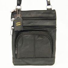 WOMEN'S Genuine Leather Messenger Bag GIRL'S HANDBAG , CROSS BODY Purse