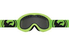 Dragon Alliance Dx Ski snowboard Goggles adult Neon Green/Smoke New