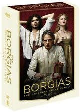 THE BORGIAS 1 - 3 (2011-2013) - Drama - TV Seasons Series BOX SET R2 DVD not US