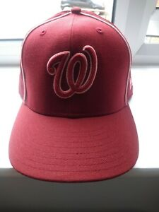Washington Nationals New Era 59Fifty Fitted Cap 7 1/2