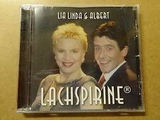 CD / LIA LINDA & ALBERT: LACHSPIRINE