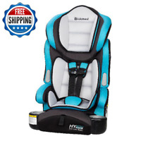 Baby Booster Car Seat Child Toddler Safety Convertible 3in1 Backless Highback