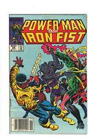 Power Man and Iron Fist #99 VG 4.0 Newsstand Marvel Comics Bronze Age 1983