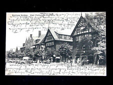 1920's Stores Business Section East Parkway Scarsdale NY Westchester County