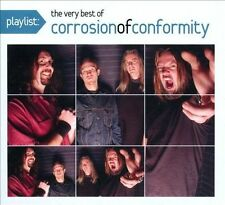 CORROSION OF CONFORMITY Playlist The Very Best Of CD BRAND NEW