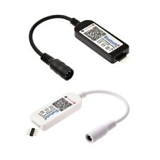 Mini Bluetooth  LED Controller&Remote For 5050 3528 RGB LED Strip Light