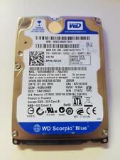 "WD Scorpio Blue 2.5"" SATA HDD 320GB WD3200BEVT-75A23T0 PCB 2060-771672-004 REV A"