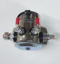 12V volt UNIVERSAL STARTER solenoid 4 terminal 150A with flyback diode