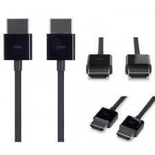 Brand new, genuine Apple HDMI to HDMI Cable (6ft/1.8m), MC838ZM/B