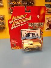 "JOHNNY LIGHTNING  WORKING CLASS  "" DIRTBOY "" 1965 CHEVY PICKUP   ""NIP"""
