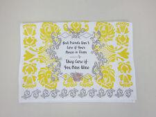 Love & Fig Best Friends Dish Towel - Kitchen - NWT