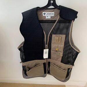 NWT Columbia Sportswear Smokin Clays Size XXL Hunting Vest Black