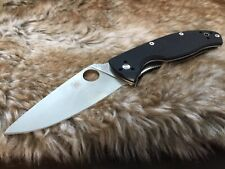 New ListingSpyderco Sp C122Gp Tenacious Pocket Knife - Black New (Other)