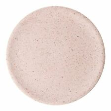 Large Terrazzo Dimple Decorative Tray/Plate Rose Pink D31.5*H1.9CM