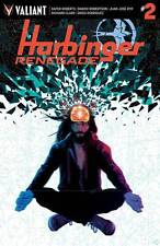 Harbinger Renegade #2 1:20 Kano Cover F Variant Valiant Comic Book 2016