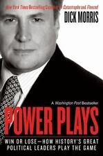 Power Plays: Win or Lose--How History's Great Political Leaders Play the Game, M