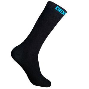 DexShell Ultra Thin Bamboo Waterproof Socks | Black