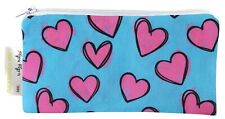 Itzy Ritzy Snack Happens Mini™Reusable Snack and Everything Bag Happy Hearts