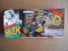 Il GRANDE BLEK Serie X n°97 Colori ed. Dardo - RISTAMPA ANASTATICA [G267-5]