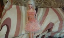 Hand Knitted Ropa Para Barbie/Sindy