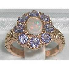 Tanzanite Rose Gold Fine Rings