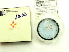 Hoya Filter For Color Films 43.5mm Type D Morn & Eve (82A) New Box & Papers