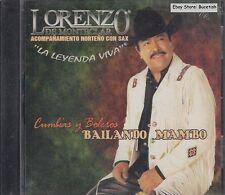 Lorenzo de Monteclaro Bailando Mambo CD New